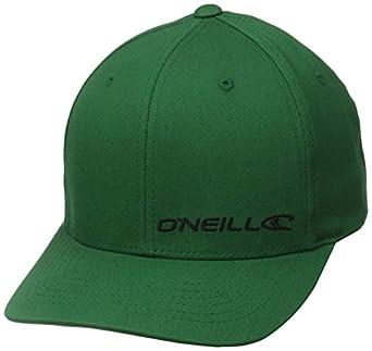 O'Neill Men's Lodown Hat, Kelly Green, Small/Medium