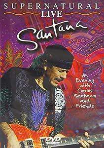 Supernatural Live: Santana