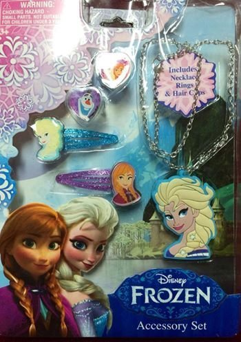 Disney Frozen Jewelry Accessory Set