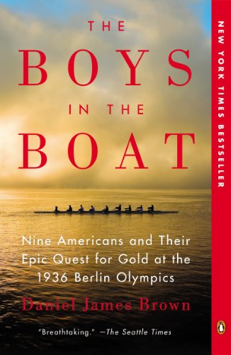 The Boys in the Boat by Daniel James Brown ebook deal