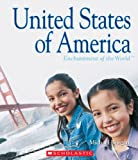 United States of America (Enchantment of the World, Second) (0531184889) by Burgan, Michael