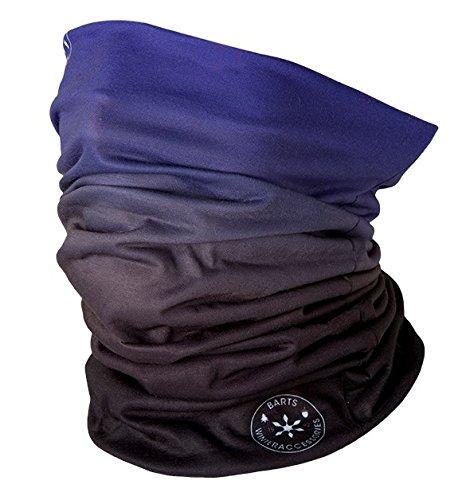 Barts - 15-0000001587, Set sciarpa, cappello e guanti Unisex - Adulto, Nero (Dip Dye Schwarz), Taglia unica (Taglia Produttore: One Size)