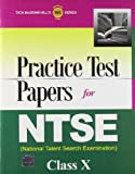 Practice Test Papers for NTSE Class X