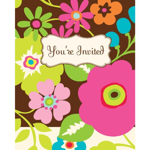 Rachel's Garden Invitations Party Accessory