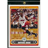 2006 07 Topps Dwayne Wade Miami Heat Basketball Card #100 - Mint Condition - Shipped... by Topps