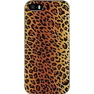 Dream Wireless iPhone 5/5s TPU IMD Case - Retail Packaging - Leopard Back