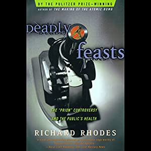 Deadly Feasts Audiobook