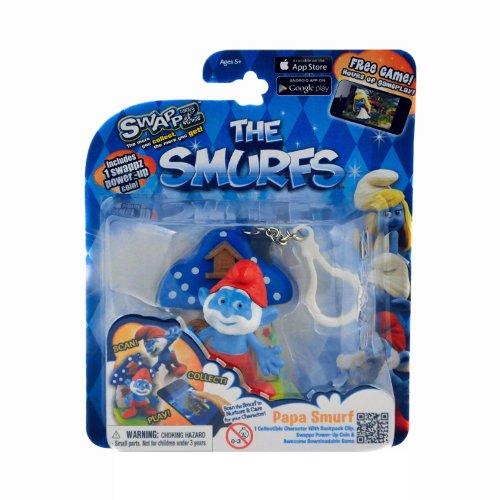 Swappz, The Smurfs, Papa Smurf - 1