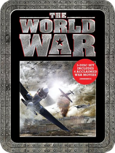 Cover art for  World War Collection: Captive Heart, Angels One Five, Sound Barrier, King and Country