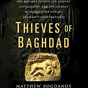 Thieves of Baghdad   [Matthew Bogdanos, William Patrick]