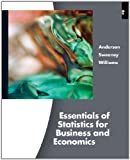 Essentials Of Stratistics For business & Economics, 6th Edition