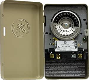 GE 15145 Box Timer, Mechanical Indoor
