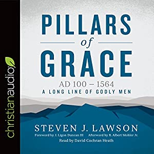 Pillars of Grace Audiobook