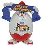 KINDER SURPRISE KINDERINO FIGURE XL, 22 cm x 19 cm, T 7, 7 pieces SURPRISE EGGS INSIDE