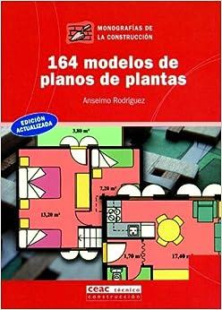 164 Modelos De Planos De Plantas: Unknown: 9788432912986: Amazon.com