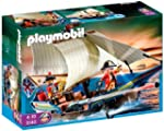 Playmobil 5140 - Barca a vela con can...