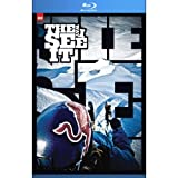The Way I See It Extreme Skiing BluRay Disc