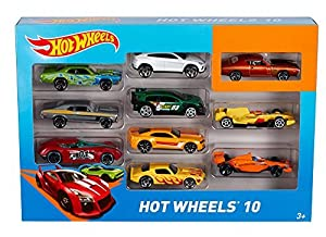 Hot Wheels 5 Vehicle Pack (Pack may vary)