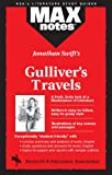 img - for Gulliver's Travels (MAXNotes Literature Guides) book / textbook / text book
