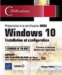 Windows 10 - Installation et configur...