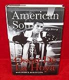 OSCAR DELA HOYA Signed Autograph Book American Son Boxing The Golden Boy