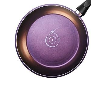 "TeChef - Art Pan 8"" Frying Pan, Coated 5 times with Teflon Select Non-Stick Coating (PFOA Free)"