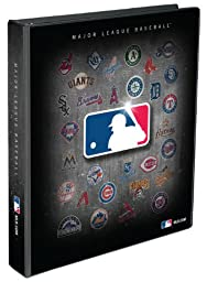 Perfect Timing Turner Mlb All Team 3 Ring Binder, 1-Inch (8180314)