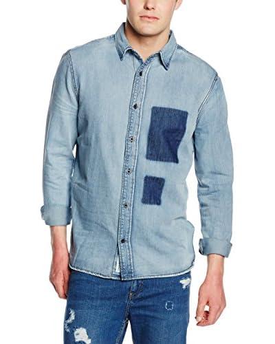 Cheap Monday Camisa Vaquera Cielo