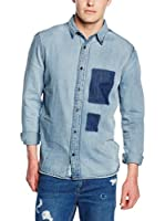 Cheap Monday Camisa Vaquera (Cielo)