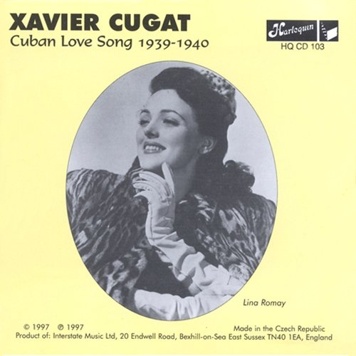 Xavier Cugat - Cuban Love Song 1939-1940 - Zortam Music