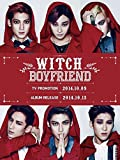 BOYFRIEND WITCH 3th MINI ALBUM (韓国盤)(デラックス特典)(ワンオンワン店限定)