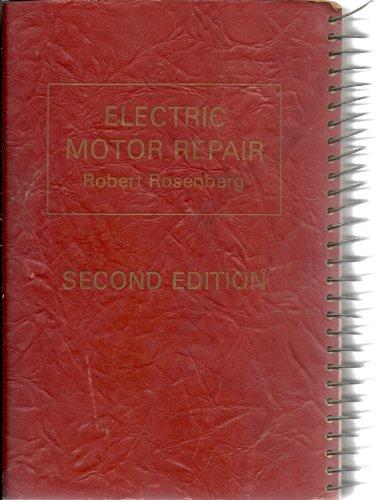Electric Motor Repair (Second Edition) - 1970