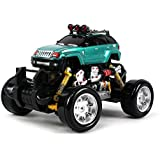 Jeep Grand Cherokee Remote Control Drift Truck 1:18 Scale Size 4 Wheel Drive Ready To Run Rtr, Working Spring...