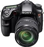 Sony Alpha SLT-A77 Translucent Mirror Digital SLR Camera with 18-135mm Lens