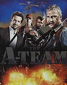 The A-Team - limited Steelbook Edition - UNCUT [Blu-ray]