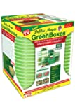 Debbie Meyer Ultra Lite Green Boxes Set, 16-Piece