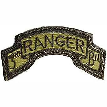 Amazon.com: US Army Military Iron On Patch - U.S. Ranger