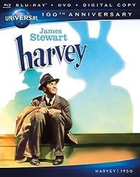 Harvey (Universal 100th Anniversary Blu-ray/DVD + Digital Copy)