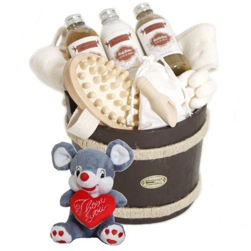 brubaker-set-regalo-san-valentino-cioccolato-set-da-bagno-spa-con-orsacchiotto-10-pezzi