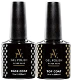 RYV by Bluesky UV Gel Shellac Nail Polish Top Coat and Base Coat