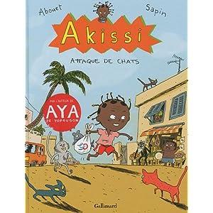Akissi, Tome 1 : Attaque de chats