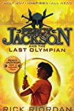 Rick Riordan Percy Jackson and the Last Olympian