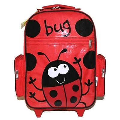 Children's Trolley Case (Ladybug)