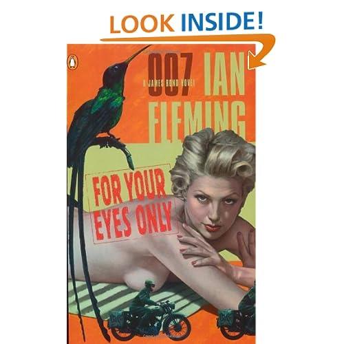 For Your Eyes Only (James Bond Novels)