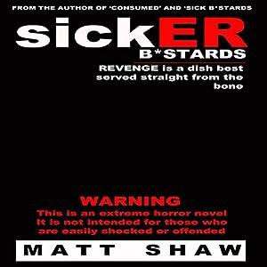 SickER Bastards Audiobook
