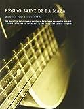 img - for Regina Sainz de la Maza: Musica para Guitarra (Classical Guitar) (Spanish Edition) by Regino Sainz de la Maza (1998-12-31) book / textbook / text book