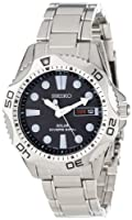 Seiko Men's SNE107 Solar Dive Watch from Seiko