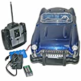 1:8 Scale European Vintage Style Car Toy Gift With Remote Control For Age 8 Years