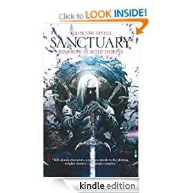 Sanctuary (The Outcast Chronicles)