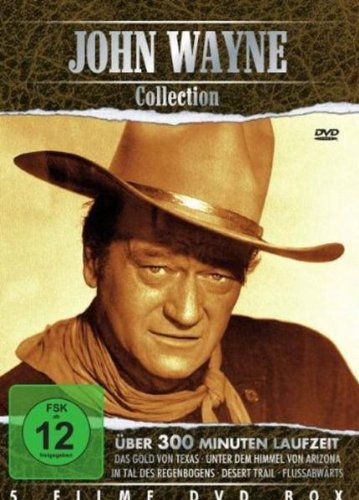 John Wayne Collection [5 DVDs]